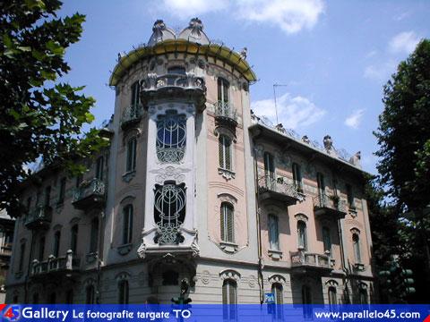 Torino casa fenoglio la fleur parallelo45 gallery - Casa stile liberty ...