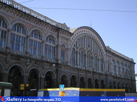 Torino porta nuova facciata esterna parallelo45 - Libreria feltrinelli porta nuova torino ...